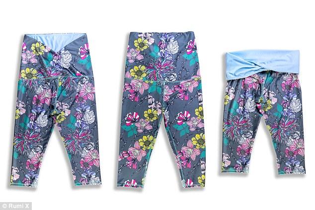 Estas calças para yoga são feitas com grãos de café e garrafas pet retiradas do oceano 2
