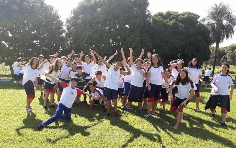 Alunos de Mato Grosso são incentivados pelos professores a exercerem a gratidão 3