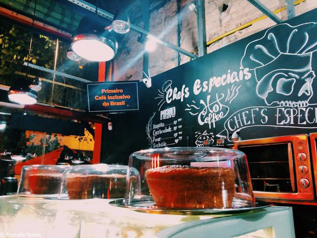 Conheça o Chefs Especiais, primeiro café comandado por pessoas com Síndrome de Down do país 2