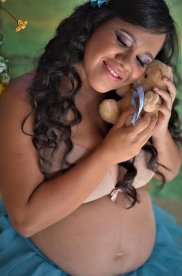 Enfermeira faz book de gestantes carentes para que elas não parem de cuidar da gravidez e faz exposição com as fotos 15