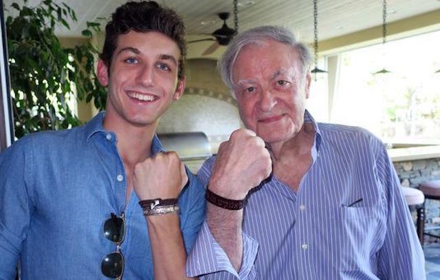 Jovem consegue arrecadar 15 mil dólares para enviar sobrevivente do Holocausto para Israel 1