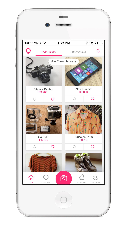 5 aplicativos sustentáveis que vão te incentivar a ter um estilo de vida mais consciente 2