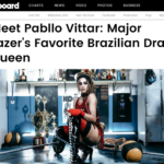 Drag e cantora, Pabllo Vittar saiu na Billboard e agora o céu é o limite! 2