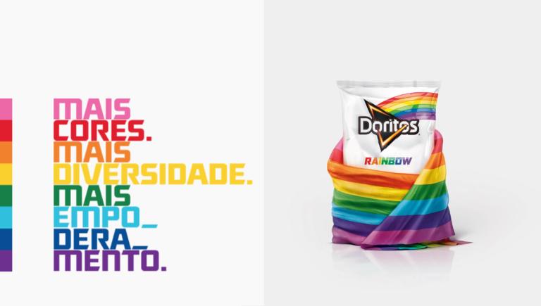 Doritos Rainbow