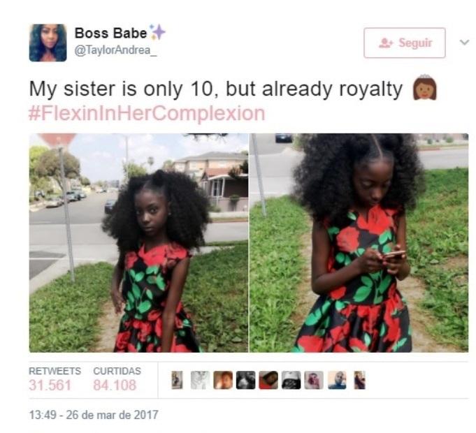 Após sofrer com racismo, menina de 10 anos cria linha de roupas para ganhar mais autoconfiança 2