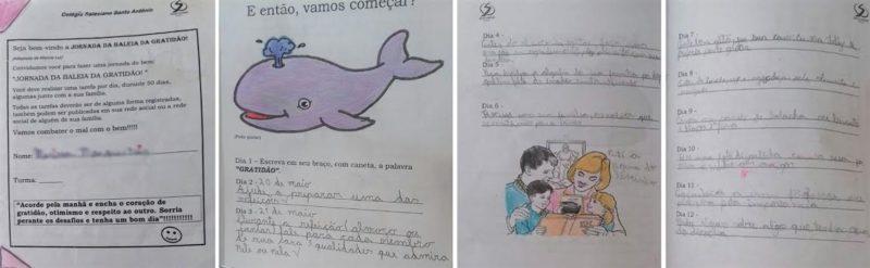 Alunos de Mato Grosso são incentivados pelos professores a exercerem a gratidão 4