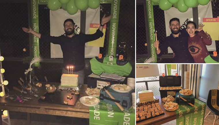 A festa de aniversário que todo adulto vai querer fazer igual 11