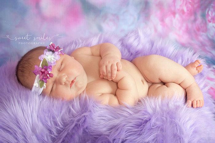Mãe dá à luz a bebê de 6 kg e viraliza na internet 7