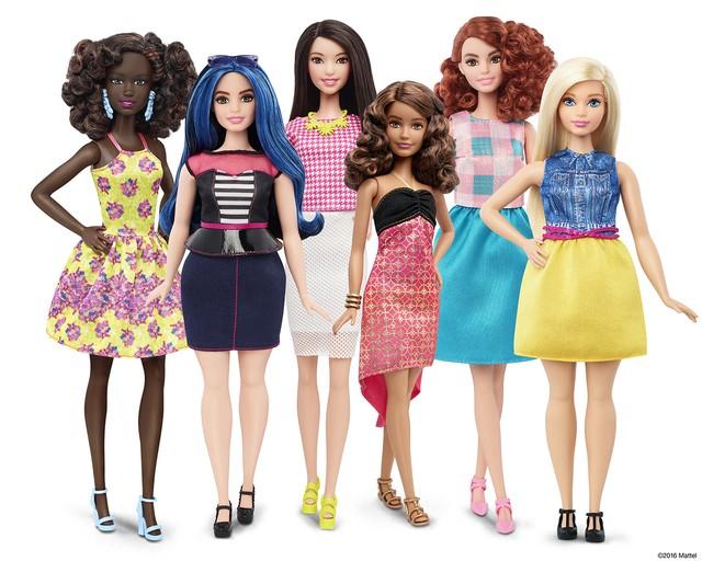 Bonecos Ken ganham novos tipos de corpo, diferentes tons de pele, cores de olhos e cabelo 4