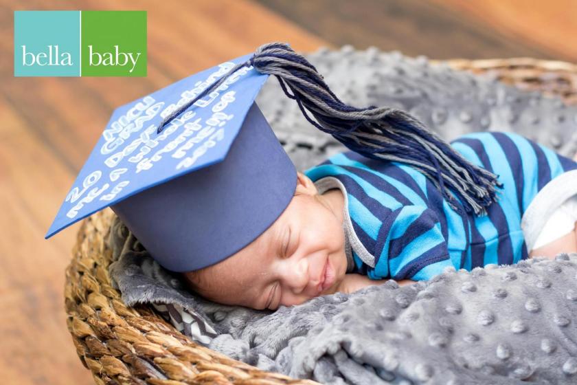 Hospital realiza cerimônias de graduação para bebês prematuros 3