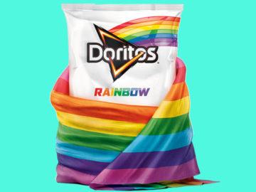 Doritos Rainbow bate meta de R$100 mil arrecadados para a Casa 1 dias antes do prazo 1
