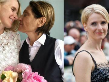 Autora de 'Comer, Rezar e Amar' se casa com namorada que tem câncer terminal e vai te emocionar 5