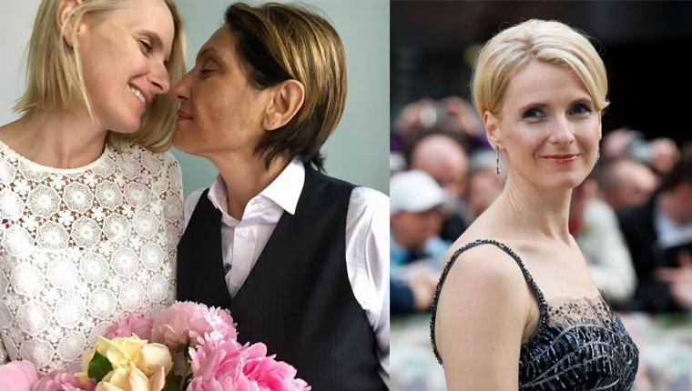 Autora de 'Comer, Rezar e Amar' se casa com namorada que tem câncer terminal e vai te emocionar 1