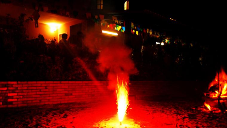 Saiba como se prevenir de queimaduras em festas juninas 1