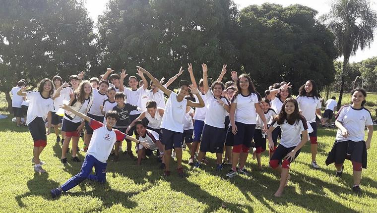 Alunos de Mato Grosso são incentivados pelos professores a exercerem a gratidão 1