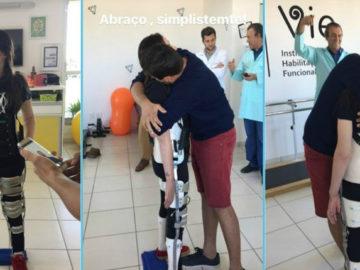 Lais Souza emociona ao ficar de pé pela primeira vez após acidente 7