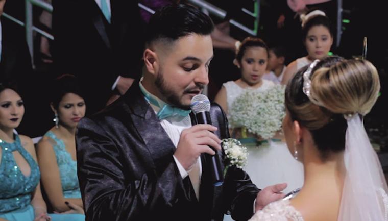 Noivo admite que ama outra no meio da cerimônia e noiva se emociona com a resposta 1