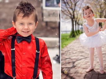 menino vestidos