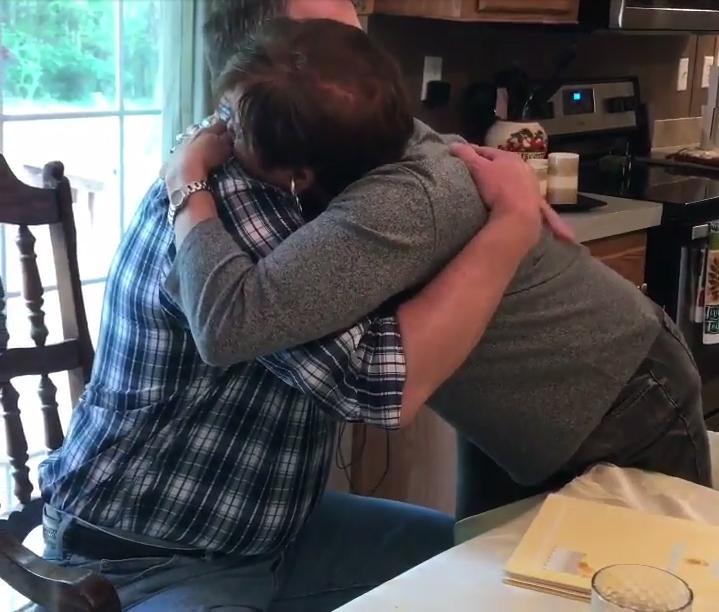 A emoção desta mãe explica por que a doação de órgãos é tão importante 2