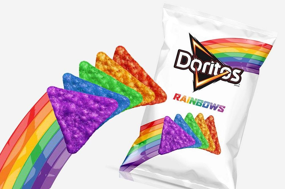 Doritos Rainbow bate meta de R$100 mil arrecadados para a Casa 1 dias antes do prazo 2