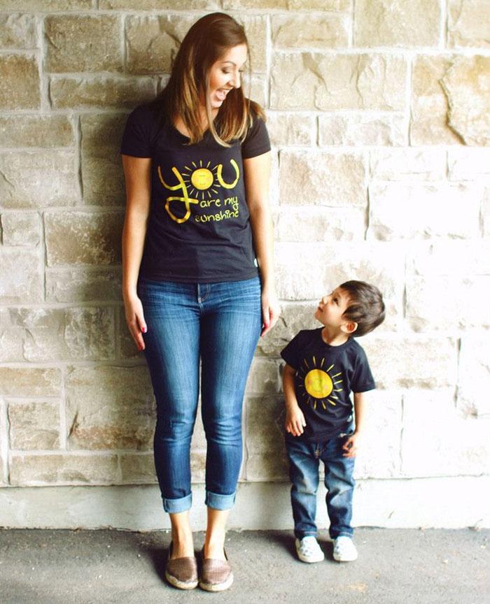 10 ideias criativas de camisetas para usar em dupla 10