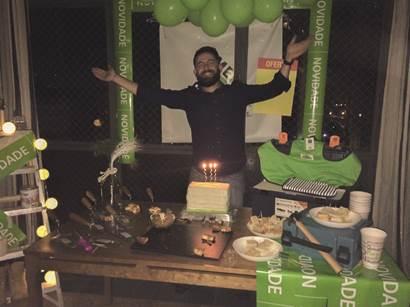 A festa de aniversário que todo adulto vai querer fazer igual 3