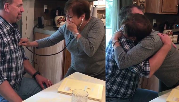 A emoção desta mãe explica por que a doação de órgãos é tão importante 1