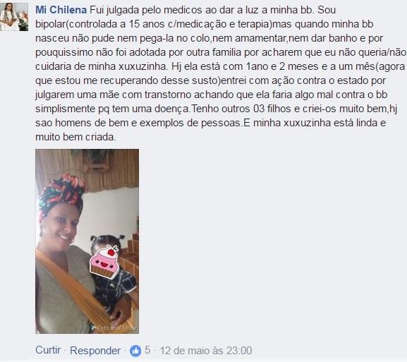 Mulheres criam movimento #jáfuijulgada para promover a empatia com as mães 6