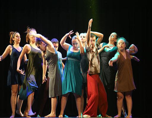 Campanha quer levar primeiro grupo de dançarinos profissionais Down para um dos maiores festivais do mundo 5