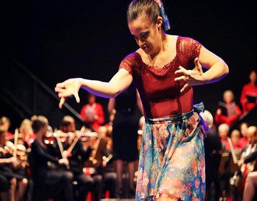Campanha quer levar primeiro grupo de dançarinos profissionais Down para um dos maiores festivais do mundo 6