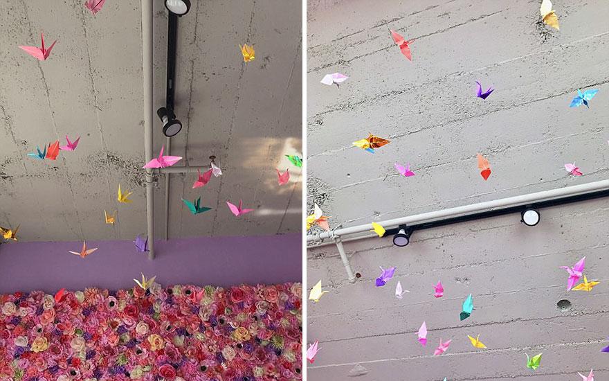 Cada cantinho desse apê foi decorado com muita, muita cor que até um unicórnio vai sentir inveja 5