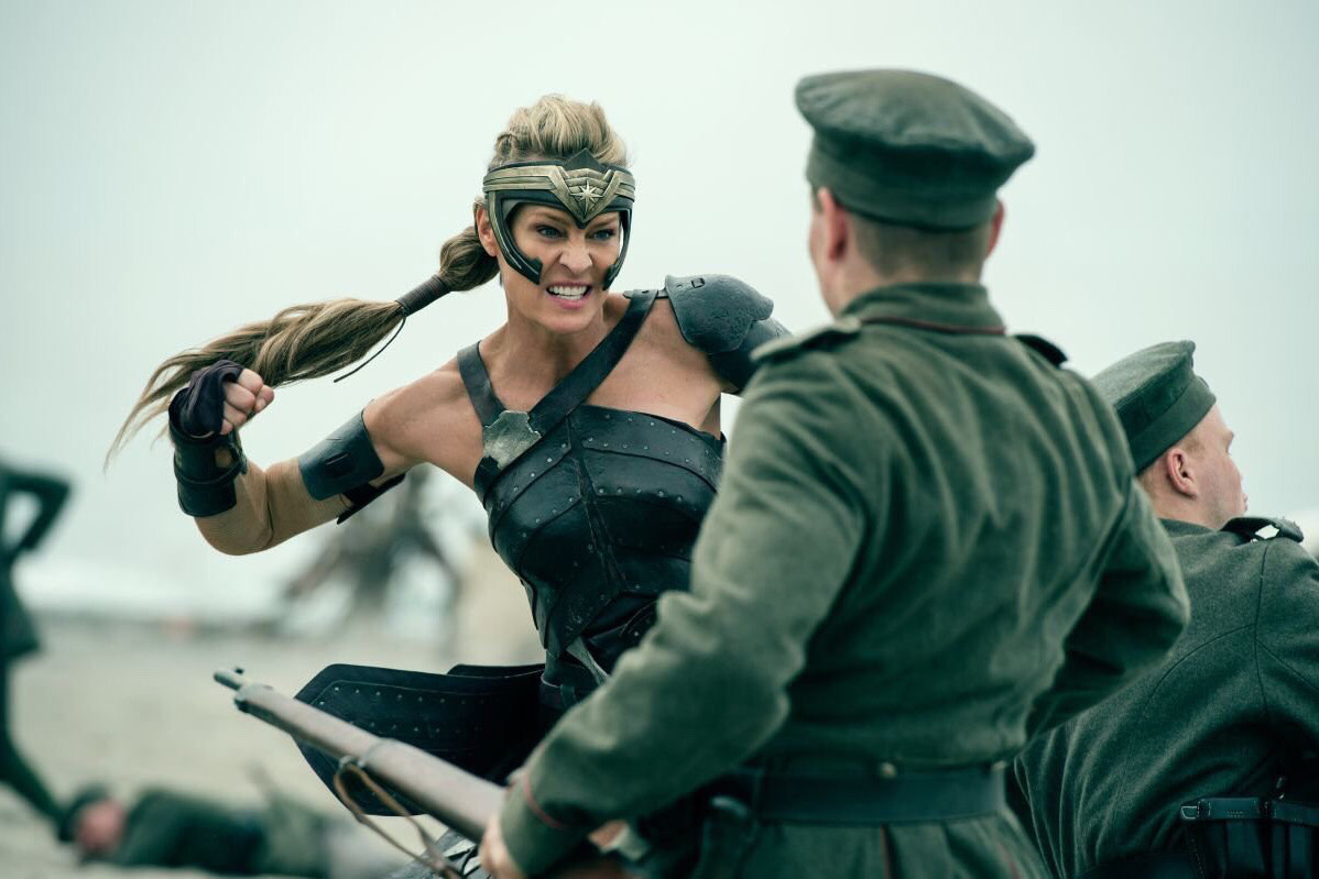 Twitter Diretora Mulher Maravilha Wonder Woman Director