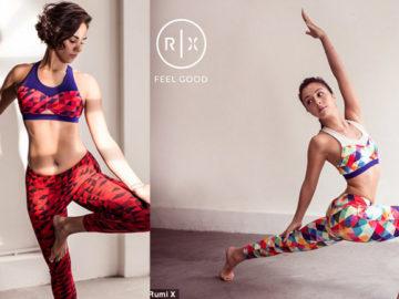 Estas calças para yoga são feitas com grãos de café e garrafas pet retiradas do oceano 9