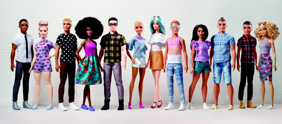 Bonecos Ken ganham novos tipos de corpo, diferentes tons de pele, cores de olhos e cabelo 3
