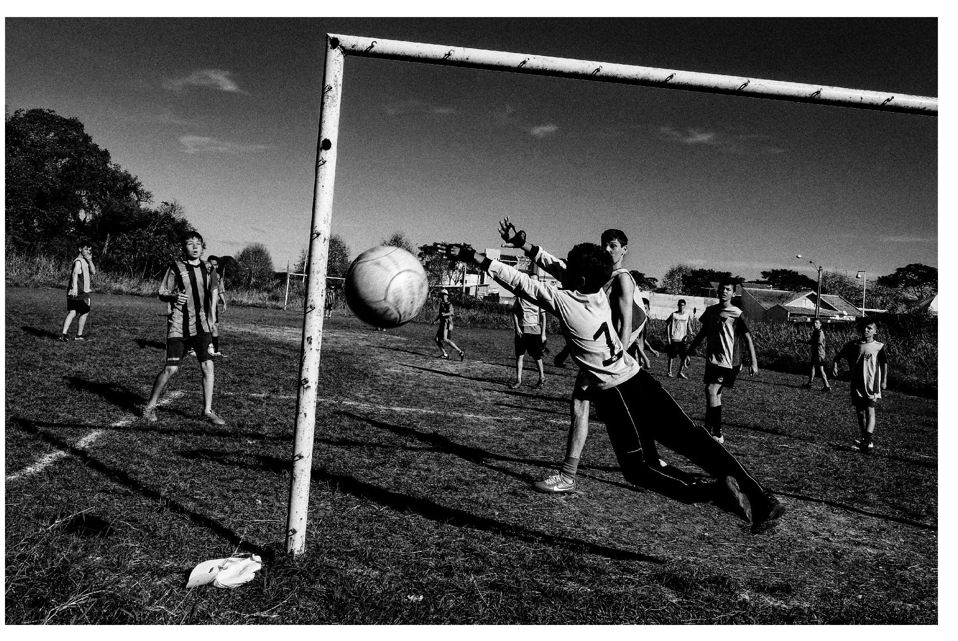 Exposição fotográfica revela realidade de crianças de projetos sócio esportivos de Curitiba e região 8