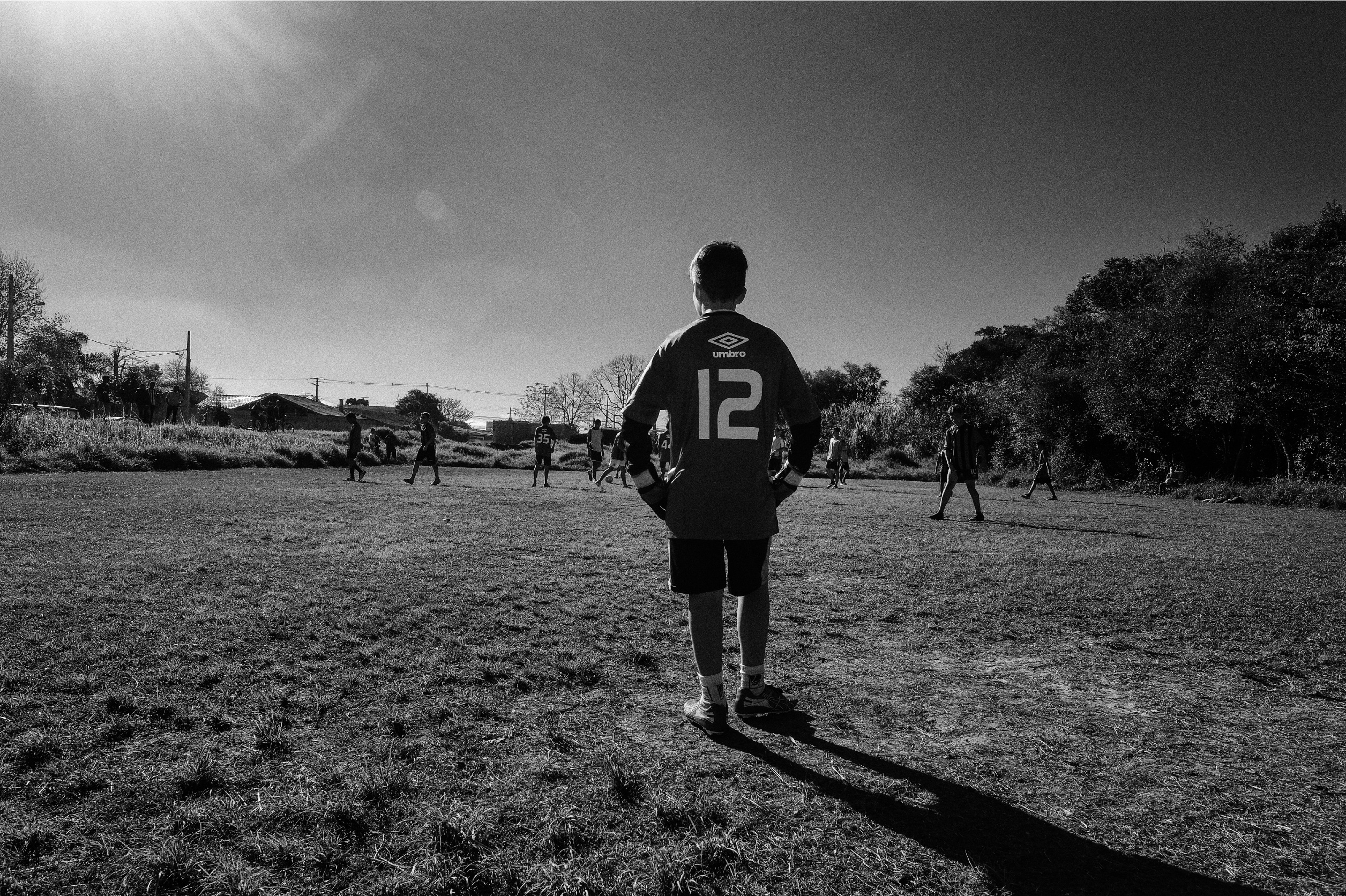 Exposição fotográfica revela realidade de crianças de projetos sócio esportivos de Curitiba e região 7