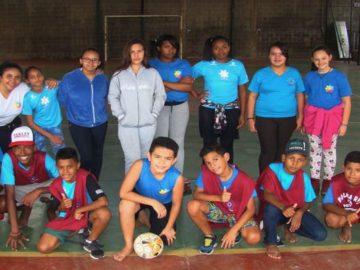 Projeto comprova eficiência do esporte com ferramenta de inclusão social 6