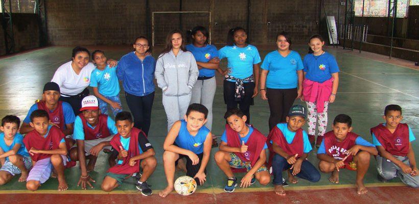 Projeto comprova eficiência do esporte com ferramenta de inclusão social 4