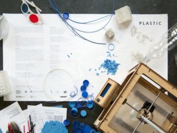 Com impressora 3D, designers gregos produzem abrigos para animais de plástico reutilizado 1