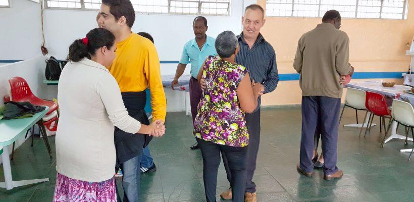 Dança evita depressão e colabora para autoestima de pessoas com deficiência visual 4