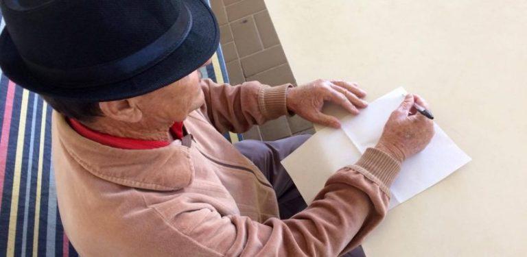 Projeto do Lar Dos Velhinhos resgata troca de cartas com idosos e busca novos voluntários 1