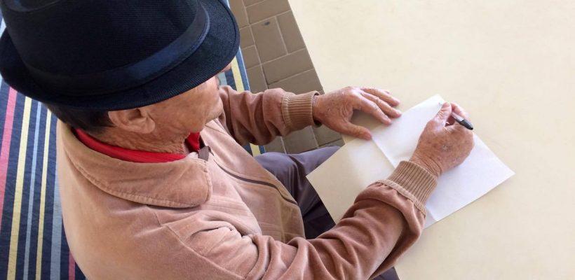 Projeto do Lar Dos Velhinhos resgata troca de cartas com idosos e busca novos voluntários 7