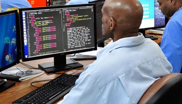 programação para detentos