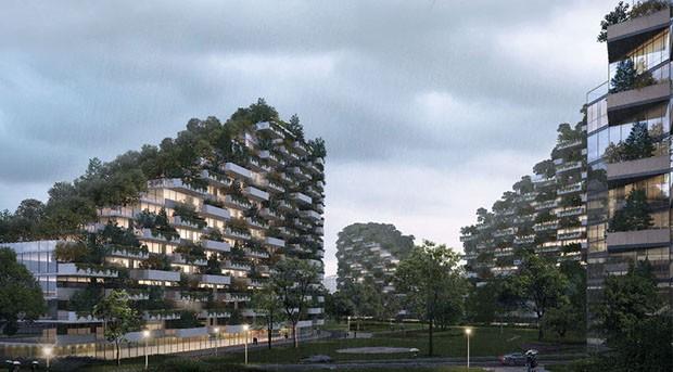 Primeira cidade 100% sustentável do mundo será construída na China 1