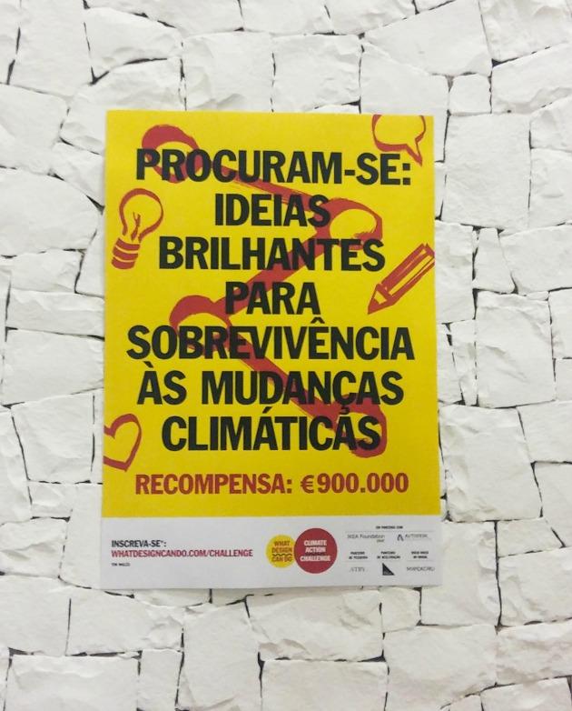 Desafio busca ideias inovadoras para amenizar impactos do aquecimento global 5