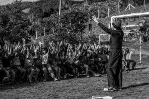 Projeto brasileiro leva a magia do palhaço para refugiados, abrigos, ocupações e alojamentos 1