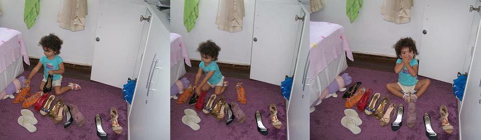 """Fotos hilárias mostram o que acontece quando você deixa uma criança sozinha por """"1 segundo"""" 15"""