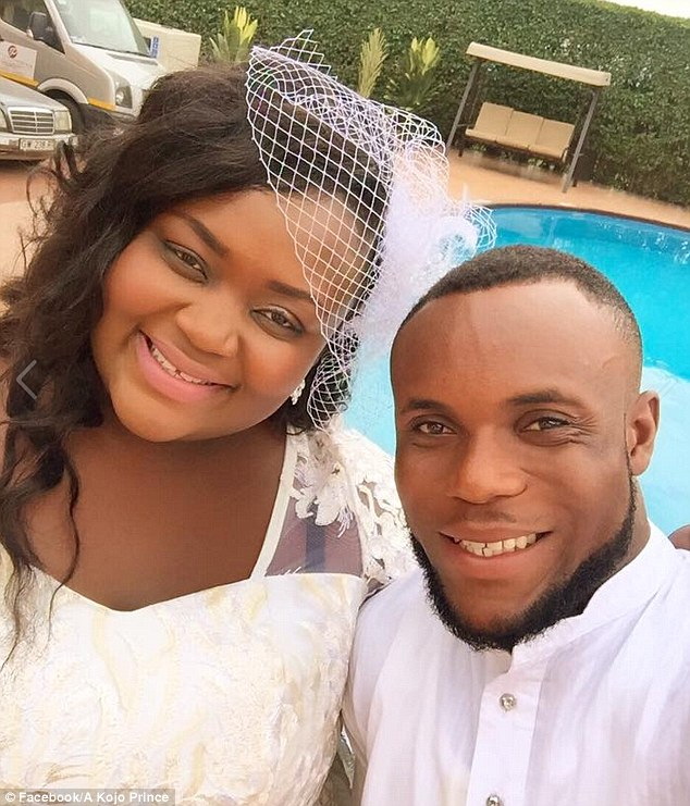 Depois de ser ridicularizada em fotos do noivado, mulher mostra suas lindas fotos de casamento 3