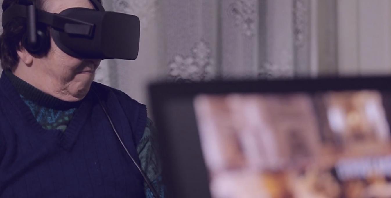 Haja coração: Idosos têm sonhos realizados por meio da realidade virtual 1