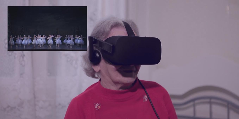 Haja coração: Idosos têm sonhos realizados por meio da realidade virtual 2